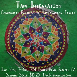 psychedelic integration circle