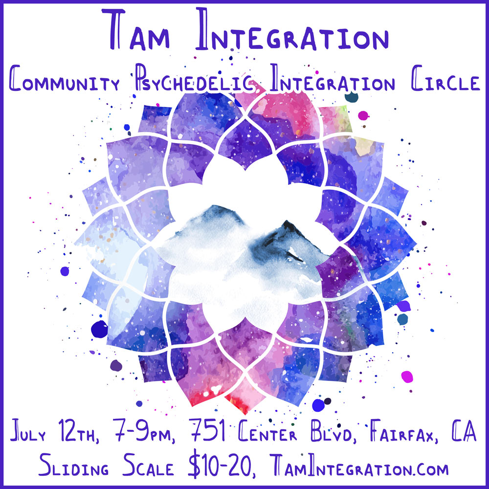 july psychedelic integration circle