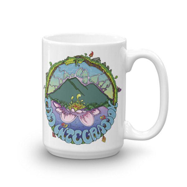 Friendly Ouroboros Mug