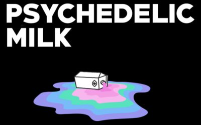 Podcast Interview On Psychedelic Milk