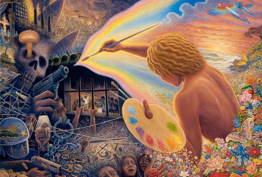 Thought into Form: Manifesting Your Vision with Mark Henson