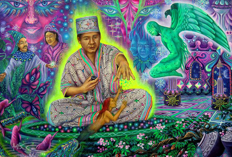 7 Books For Ayahuasca Explorers