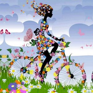bicycle day after