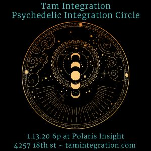 January psychedelic integration