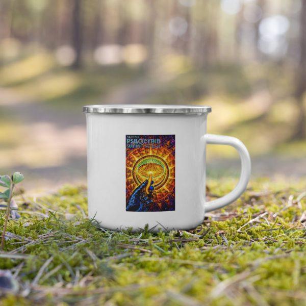 psilocybin summit art mug