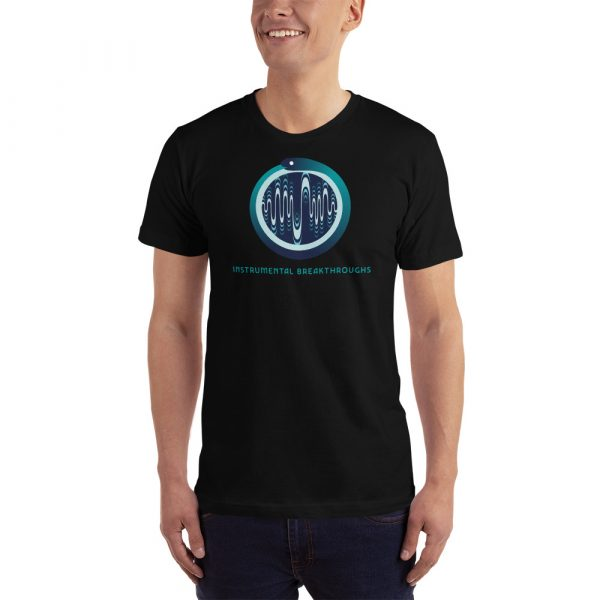 instrumental breakthroughs t-shirt black
