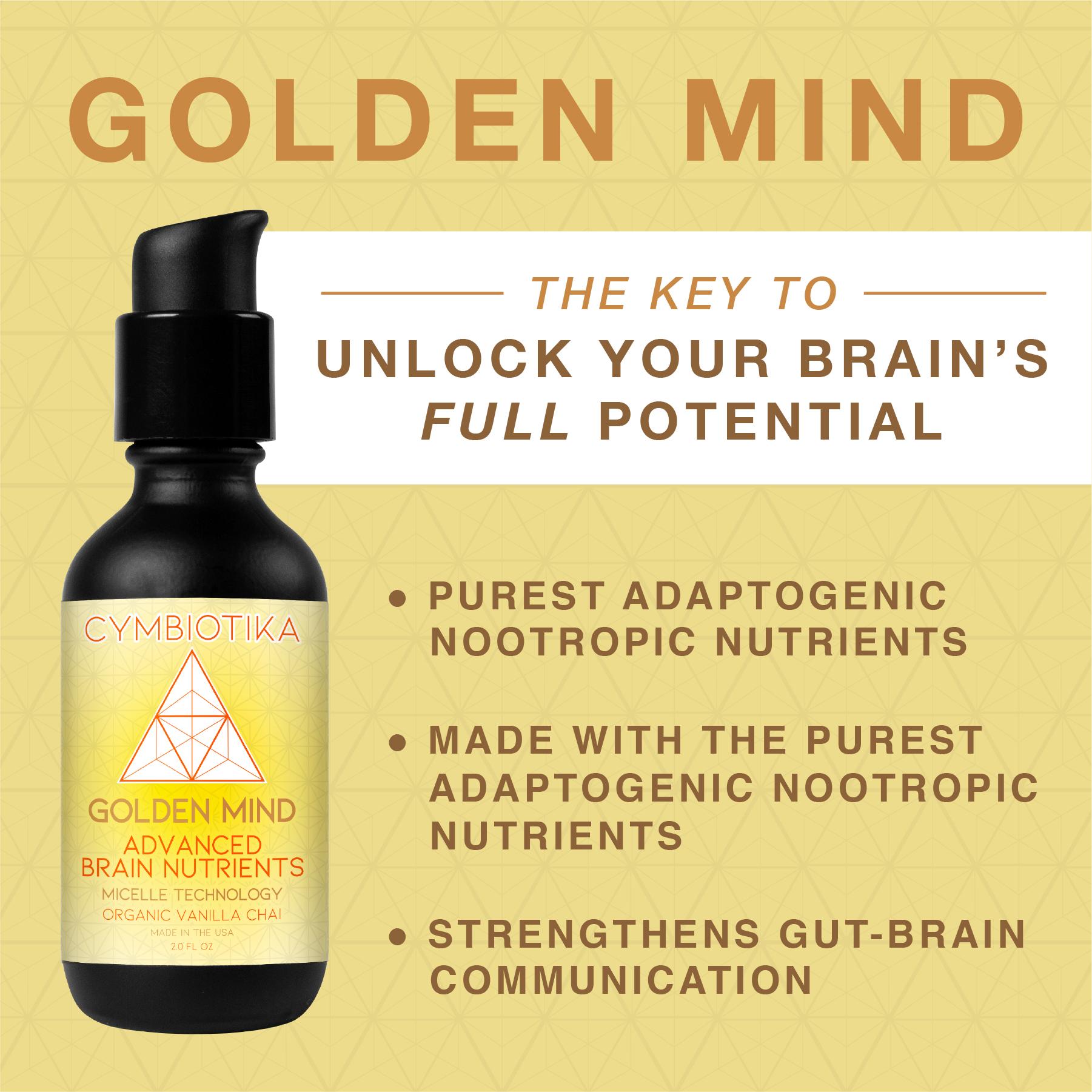 cymbiotika golden mind